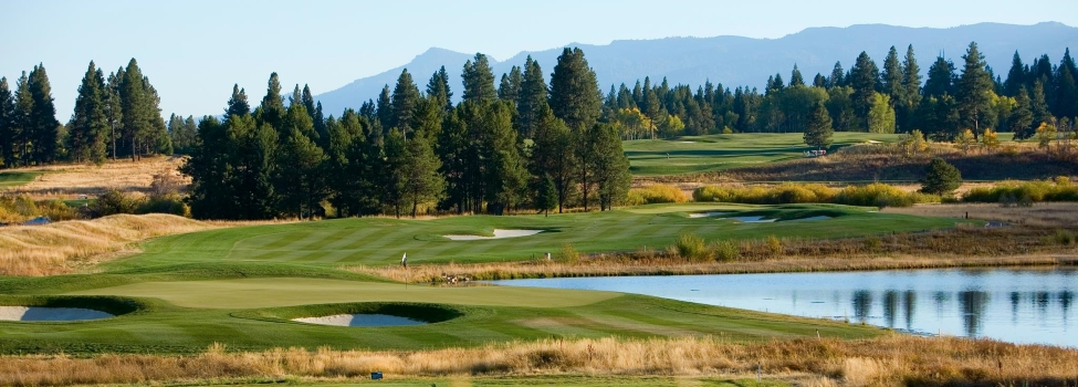 Osprey Meadows Golf Course at Tamarack Resort