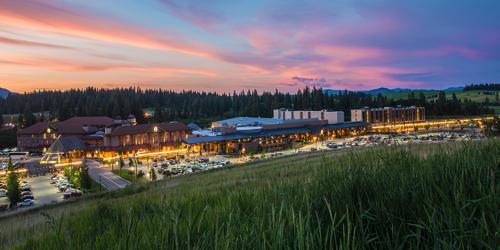 Coeur D'Alene Casino Resort Hotel
