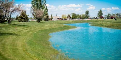 Sage Lakes Municipal Golf Course