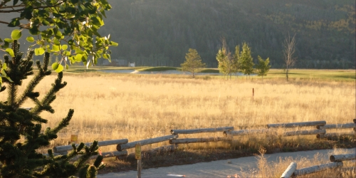 Teton Reserve Golf Course