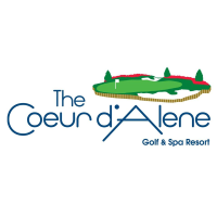 The Coeur d'Alene Golf Resort Idaho golf packages